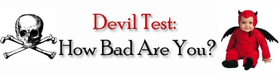 Take the Devil Test